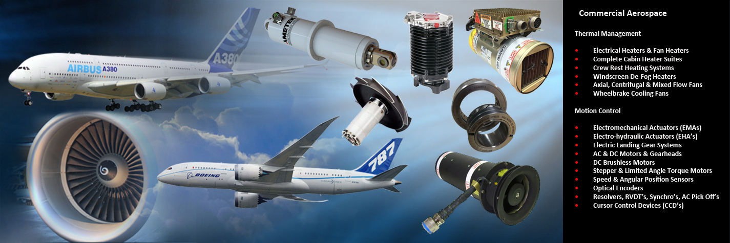 AMETEK Airtechnology Group - Commercial Aerospace